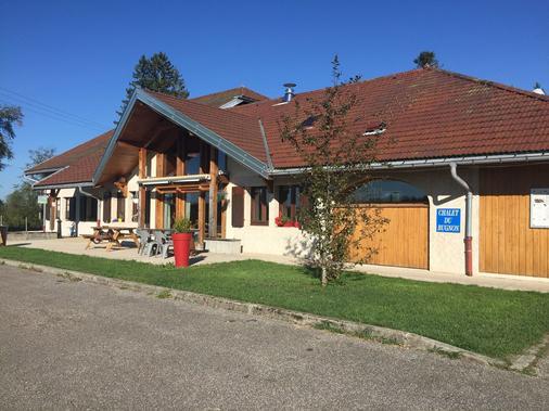 Chambre d'hôtes du Bugnon - Fort-du-Plasne - Building