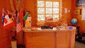 蘇瑪加爾帕旅館 - 聖佩德羅德阿塔卡馬 - 聖佩德羅·德·阿塔卡馬 - 櫃檯