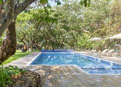 Hotel Amate del Rio - Malinalco - Pool
