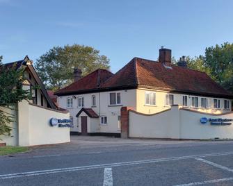 Best Western Brome Grange Hotel - Eye - Gebäude