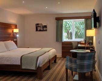 Best Western Brome Grange Hotel - Eye - Ložnice