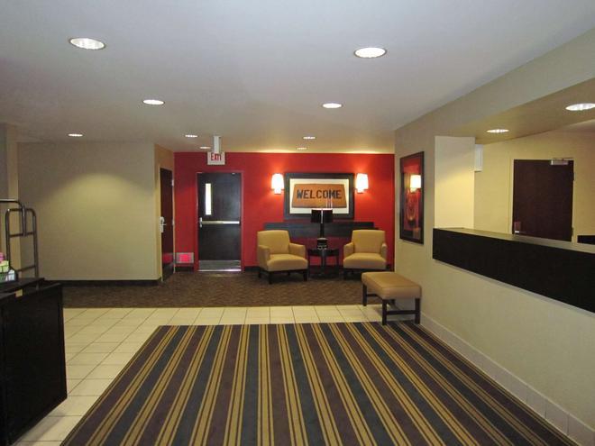 美國長住酒店 - 聖彼得堡 - 克利爾沃特 - 行政大道 - 清水 - 清水城(佛羅里達州) - 大廳