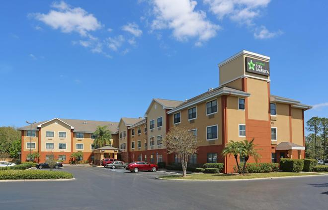 Extended Stay America - St. Petersburg - Clearwater - Executive Dr. - Clearwater - Rakennus
