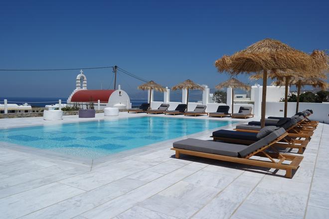 Margie Mykonos Hotel - Mykonos - Pool