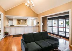 Comfort Inn Wytheville - Wytheville - Lobby
