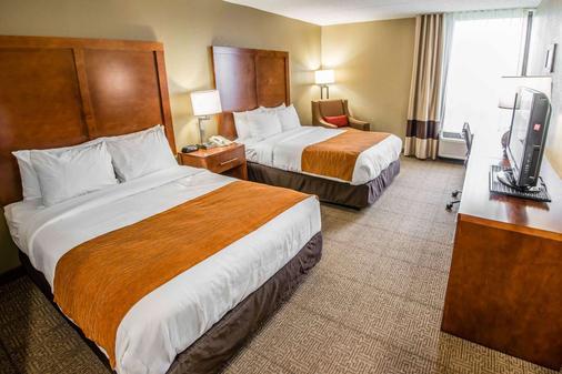 Comfort Inn Wytheville - Wytheville - Bedroom