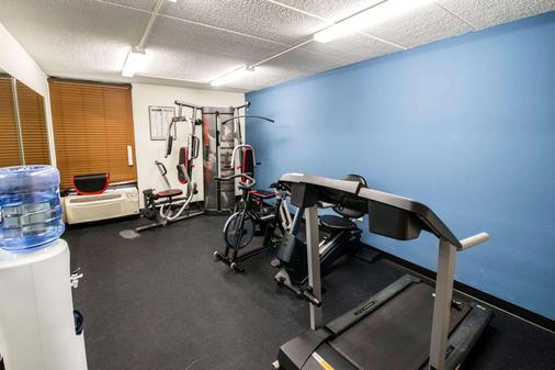 Comfort Inn Wytheville - Wytheville - Gym