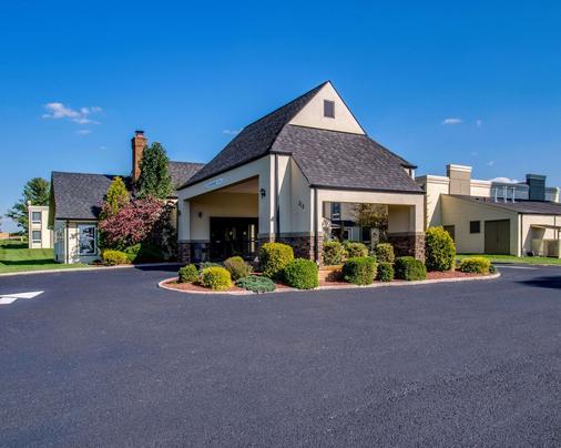 Comfort Inn Wytheville - Wytheville - Building