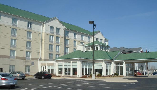 Hilton Garden Inn Kitchener/Cambridge - Cambridge - Building