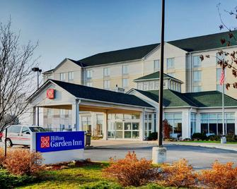 Hilton Garden Inn Kitchener/Cambridge - Кембридж - Building