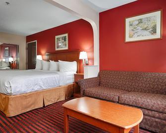 Best Western Canton Inn - Canton - Bedroom