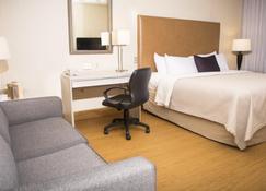 iStay Hotel Ciudad Juarez - Ciudad Juárez - Bedroom