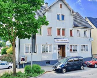 Hotel Albstadt - Albstadt - Gebouw