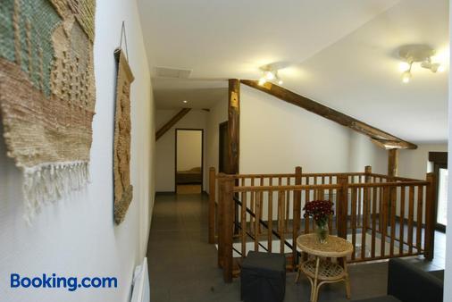 Ferme Sainte Marie - Rémilly - Hallway