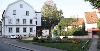 Hotell Strandporten - Βίσμπι - Κτίριο