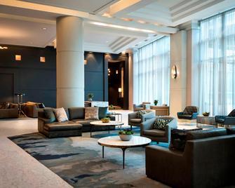 Bethesda North Marriott Hotel & Conference Center - Rockville - Salónek