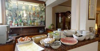 Hotel Ravenna - ראבנה - מסעדה