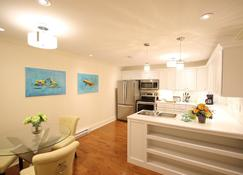 Water Street And Harborgate Condos - St. John's - Kitchen