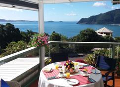 Anton & Marys Bed & Breakfast - Tairua - Balcony