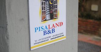 B&B Pisaland - Pisa