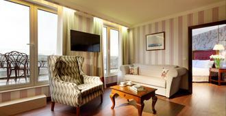 Eurostars Montgomery - Bruselas - Sala de estar