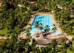 Hotel Sarakawa - Lomé - Zwembad