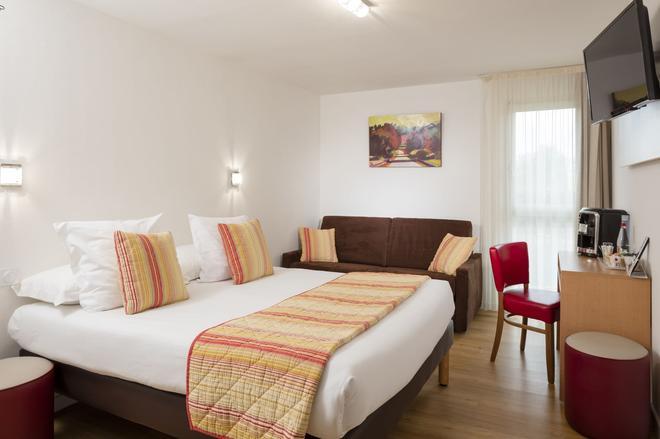 The Originals City, Hôtel Le Pavillon, Béziers Est - Béziers - Bedroom