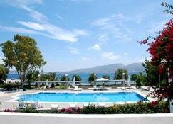 Lagada Beach Hotel - Adamantas - Pool