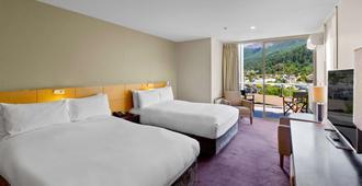 Scenic Suites Queenstown - קווינסטאון - חדר שינה