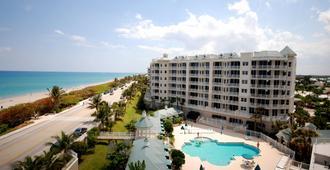 Ocean Manor Beach Resort - Fort Lauderdale - Bygning