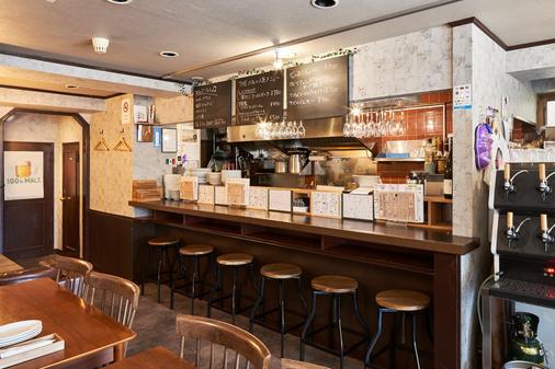 Flexstay Inn Higashi-Jujo - Τόκιο - Bar