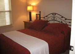 Los Lagos at Hot Springs Village a Ramada by Wyndham - Hot Springs - Bedroom