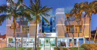 Marazul Apart Hotel 2 - فلوريانوبوليس - مبنى