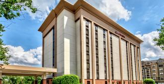 Hampton Inn Atlanta Perimeter Center - Atlanta - Bygning