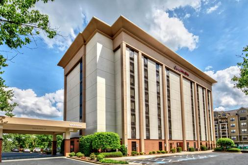 Hampton Inn Atlanta Perimeter Center - Atlanta - Rakennus