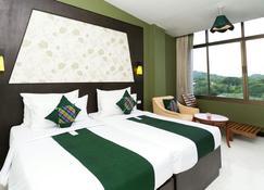 River Kwai Hotel - Kanchanaburi - Sypialnia