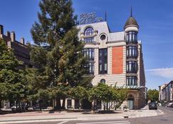 Hotel Silken Ciudad de Vitoria - Витория - Здание