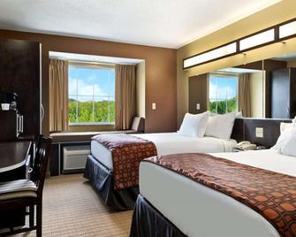 Microtel Inn & Suites by Wyndham Marietta - Marietta - Bedroom