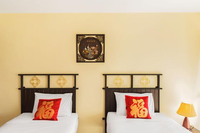 Le Hua - Phuket City - Bedroom