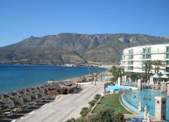 Club Hotel Casino Loutraki - Loutraki - Outdoor view