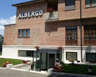 Hotel I Platani - Monteriggioni - Будівля