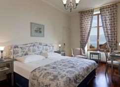 Hotel Angleterre And Residence - Lausanne - Sovrum