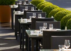 Hotel Angleterre And Residence - Lausanne - Restaurang