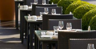 Hotel Angleterre And Residence - Lausanne - Restaurant