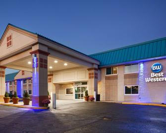 Best Western Burlington Inn - Westampton - Gebouw