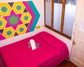 Hostal Acuarela - Valparaiso - Bedroom