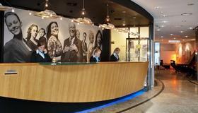 Inntel Hotels Amsterdam Centre - Amsterdam - Resepsionis