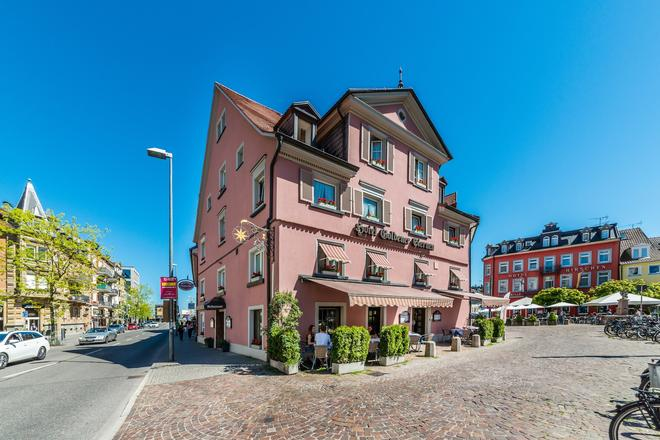 Hotel Goldener Sternen - Konstanz - Rakennus