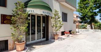 Hotel Riviera - Trani - Edificio