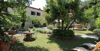 Il Giardino Segreto - Pienza - Pátio